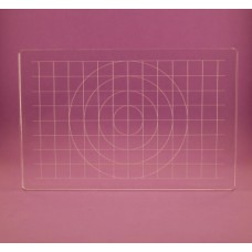 Acrylic grid block 145x95 - TBDS-1/1 Block