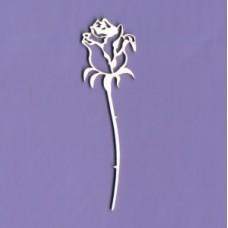 Long rose - 1236 Cardboard