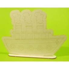 Steamship - TPOJ0002 Click&Paint