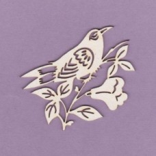 Bird - 0567 Cardboard