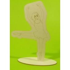 Ballerina - TPOS0001 Click&Paint