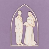 In the chapel - 0182 Cardboard