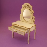 Dressing table - 1117 Cardboard