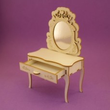 Dressing table - T1117 Cardboard