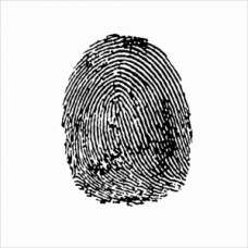 Thumbprint - P01-134 Stamp