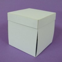 Exploding box 13 cm - base - 0013 Exbox