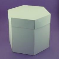 Exploding box hexagonal - base - 0006BOK Exbox