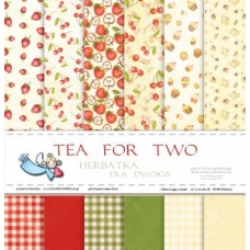 Tea for two - 12 x 12 Paper Pad
