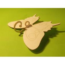 Butterfly 3D - ZW0006 Click&Paint