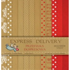 Expess delivery - 12 x 12 Paper Pad