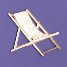 Beach chair - 0005 Cardboard