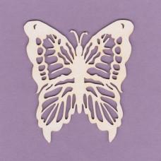 Butterfly 04 - 0144D Cardboard