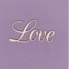 Love 1 - 0145 Cardboard