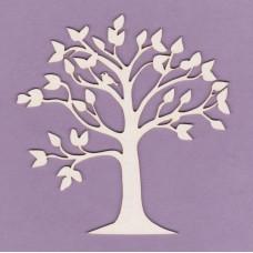Tree 01 - 0180 Cardboard