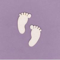 Foot 2 pcs - 0198 Cardboard