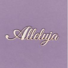 Alleluia - T0204 Cardboard