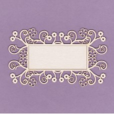 Decorative frame 03 - 0208 Cardboard