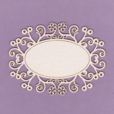 Decorative frame 04 - 0209 Cardboard