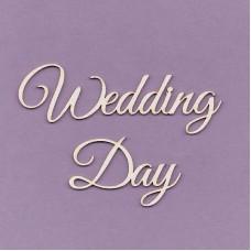 Wedding day - T0240D Cardboard