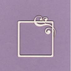 Square frame small - 0290M Cardboard