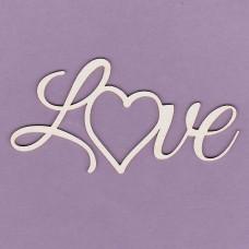 Love - T0317 Cardboard