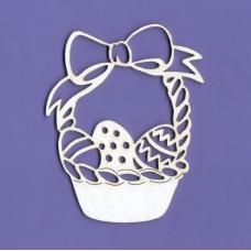 Easter basket - 0331 Cardboard
