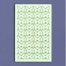 Micro butterfly set - 0338 Cardboard