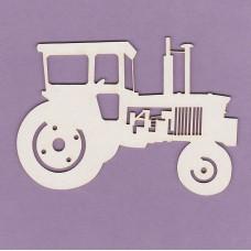 Tractor - 0393 Cardboard