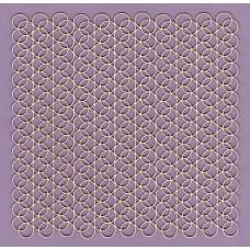 Panel overlapping wheels 15 x 15 - 0499M Cardboard