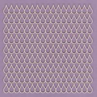 Panel simple drops 15 x 15 - 0509M Cardboard