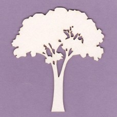 Tree 02 - 0530 Cardboard