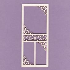 Decorative panel 02 - 0535 Cardboard