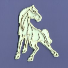 Horse - 0569 Cardboard