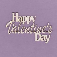 Happy Valentine`s Day - T0614 Cardboard