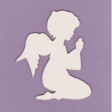Communion angel - boy - 0634 Cardboard