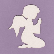 Communion angel - girl - 0635 Cardboard