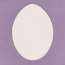 Egg base 15 cm - 0686 Cardboard