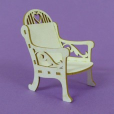 Small chair - 0735M Cardboard