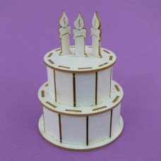 Cake - 0740 Cardboard