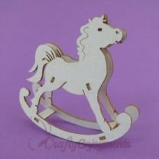 Rocking horse - 0742 Cardboard