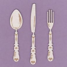 Cutlery 6 cm - 0747M Cardboard