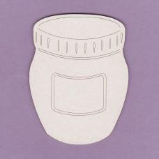 Jar - 0750 Cardboard