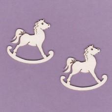 Rocking pony mini - 0752 Cardboard