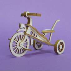Tricycle - 0785 Cardboard