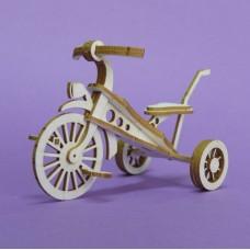 Tricycle - 0785 Cardboard