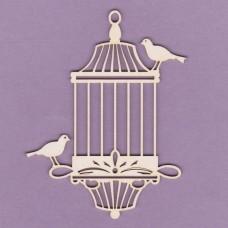 Bird cage 4 - 0795 Cardboard