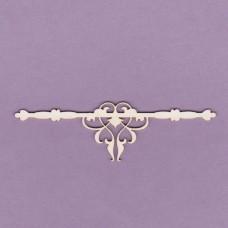 Ornament border 01 - 0808 Cardboard