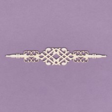 Ornament border 02 - 0809 Cardboard