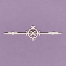 Ornament border 03 - 0810 Cardboard
