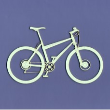 MTB bike large - 0842D Cardboard